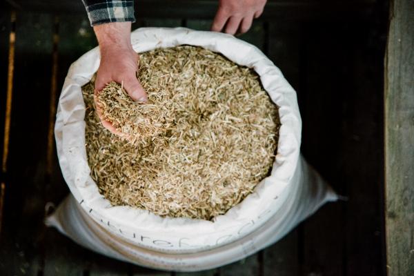 Oat Straw Chaff – 20kg